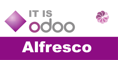 IT IS Odoo Alfresco